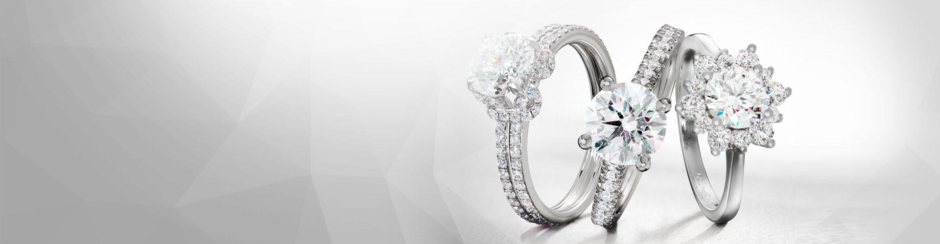 <h1>Biżuteria - obrączki, pierścionki zaręczynowe</h1>